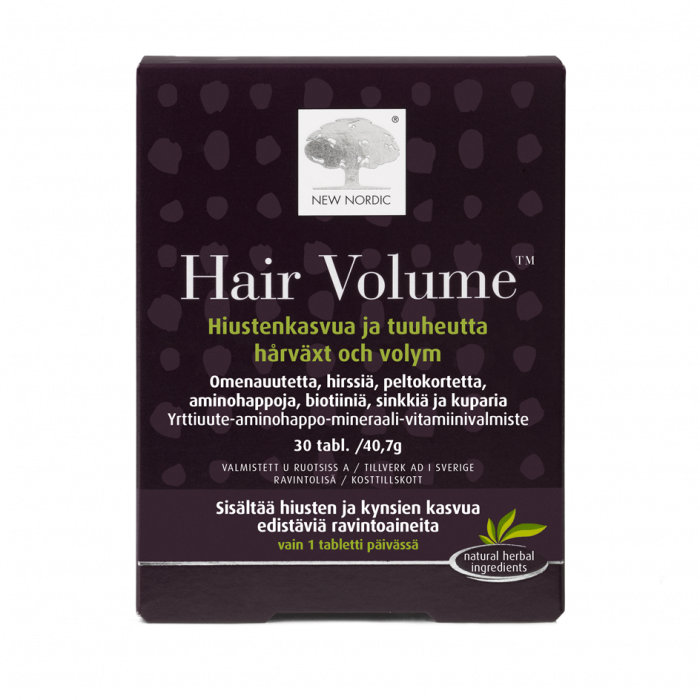 Hair Volume™ 30 tablettia