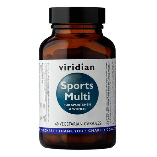 Viridian Sports Multi 60 kapselia