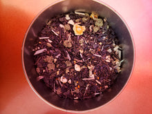 Charger l'image dans la galerie, Therapeutic Organic Loose TEA Leaves Collection (with Hemp Flower)