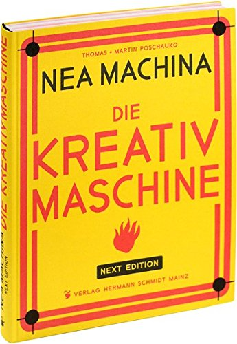 Nea Machina: Die Kreativmaschine.
