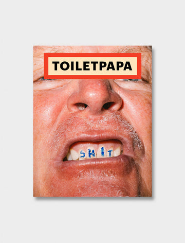 TOILETPAPA by Max Siedentopf
