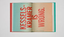 Load image into Gallery viewer, Advertising For People Who Don't Like Advertising by Erik Kessels *SIGNED*
