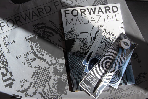 Forward Festival Goodie Bag 'Digital Eyes'