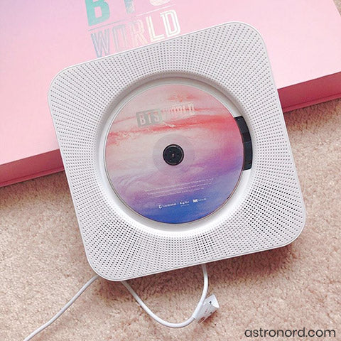 Daebak CD Player