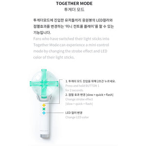 [OFFICIAL] TXT TOMORROW X TOGETHER LIGHTSTICK