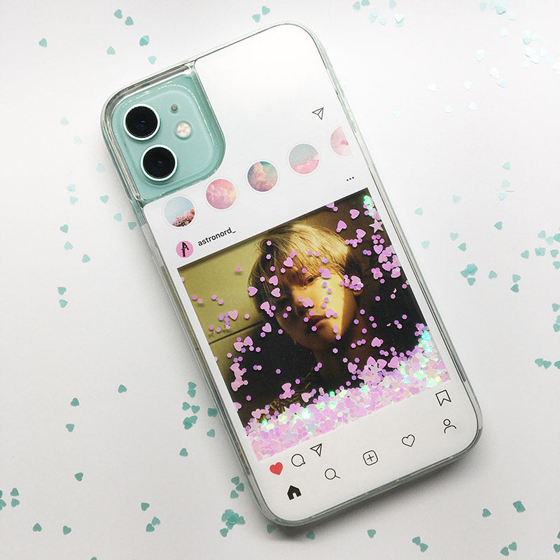ASTRONORD™ Photocard iPhone case