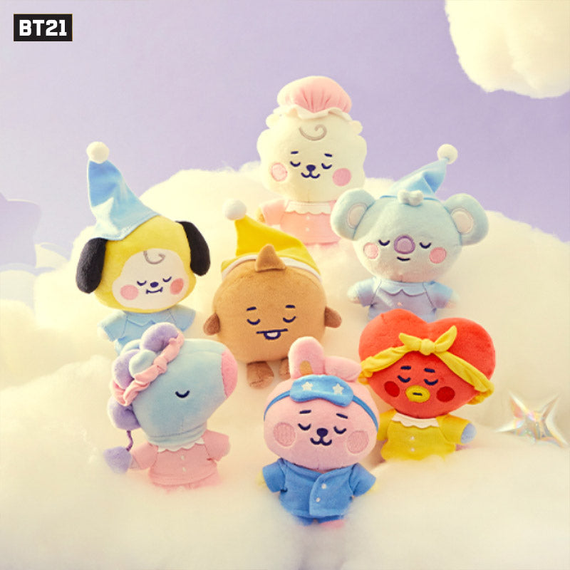 "[Official] BT21 ""A DREAM OF BABY"" IN PAJAMAS CUSHION"