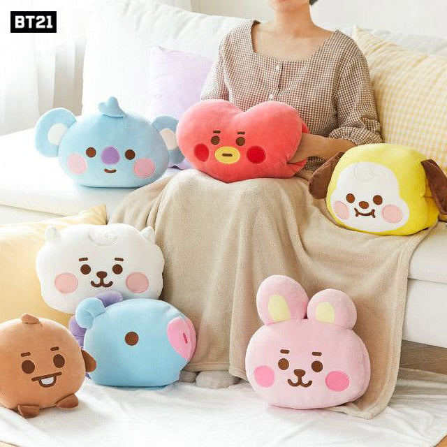 [Official] BT21 BABY HAND WARMER CUSHION