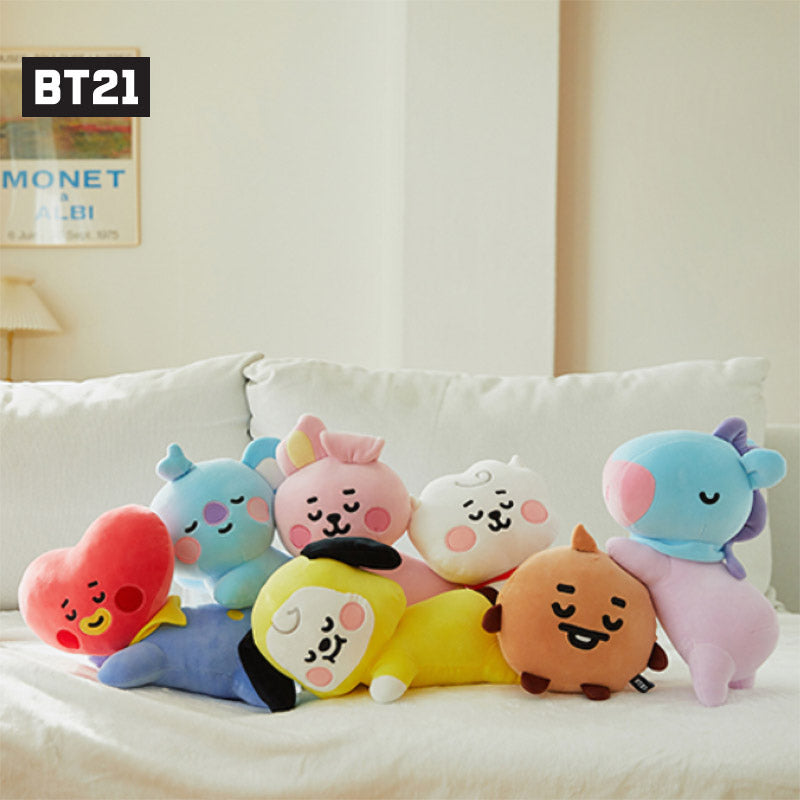 [Official] BT21 BABY MINI PILLOW CUSHION