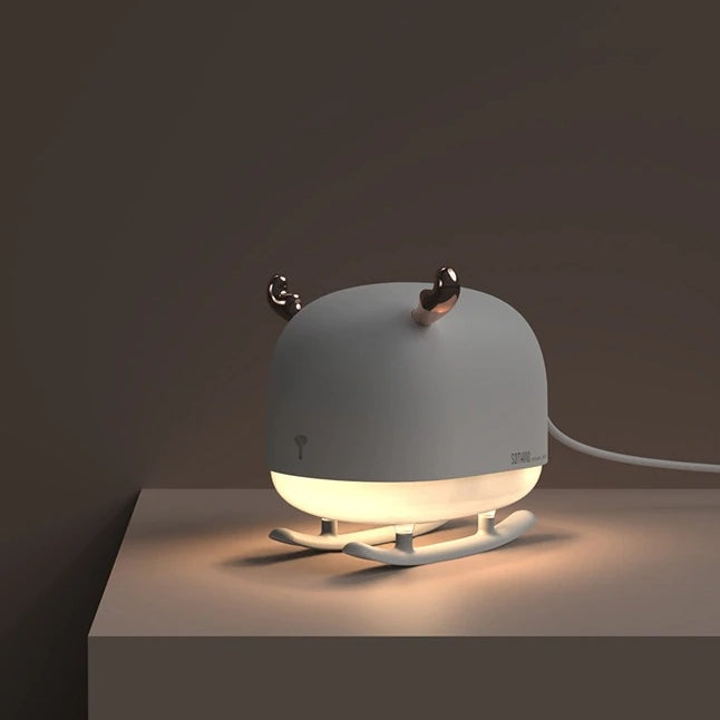 Reindeer Diffuser/Humidifier LED Night Lamp