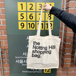 The Notting Hill Shopping Tote Bag