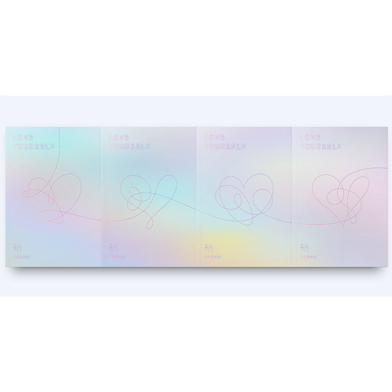 BTS - LOVE YOURSELF 結 Answer
