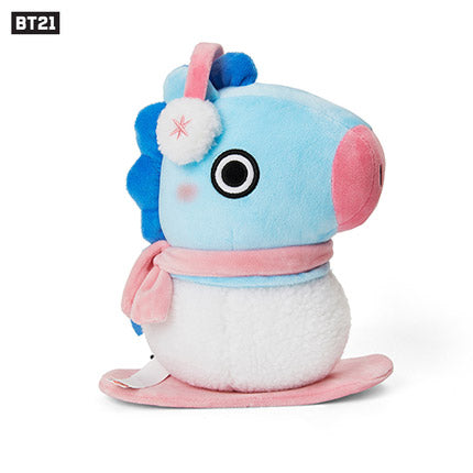[Official] BT21 WINTER STANDING DOLL (20CM)