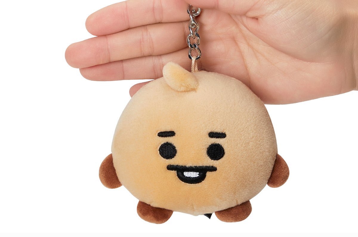 "[Official] BT21 BABY BODY BAG CHARM 4.3"" (11CM)"