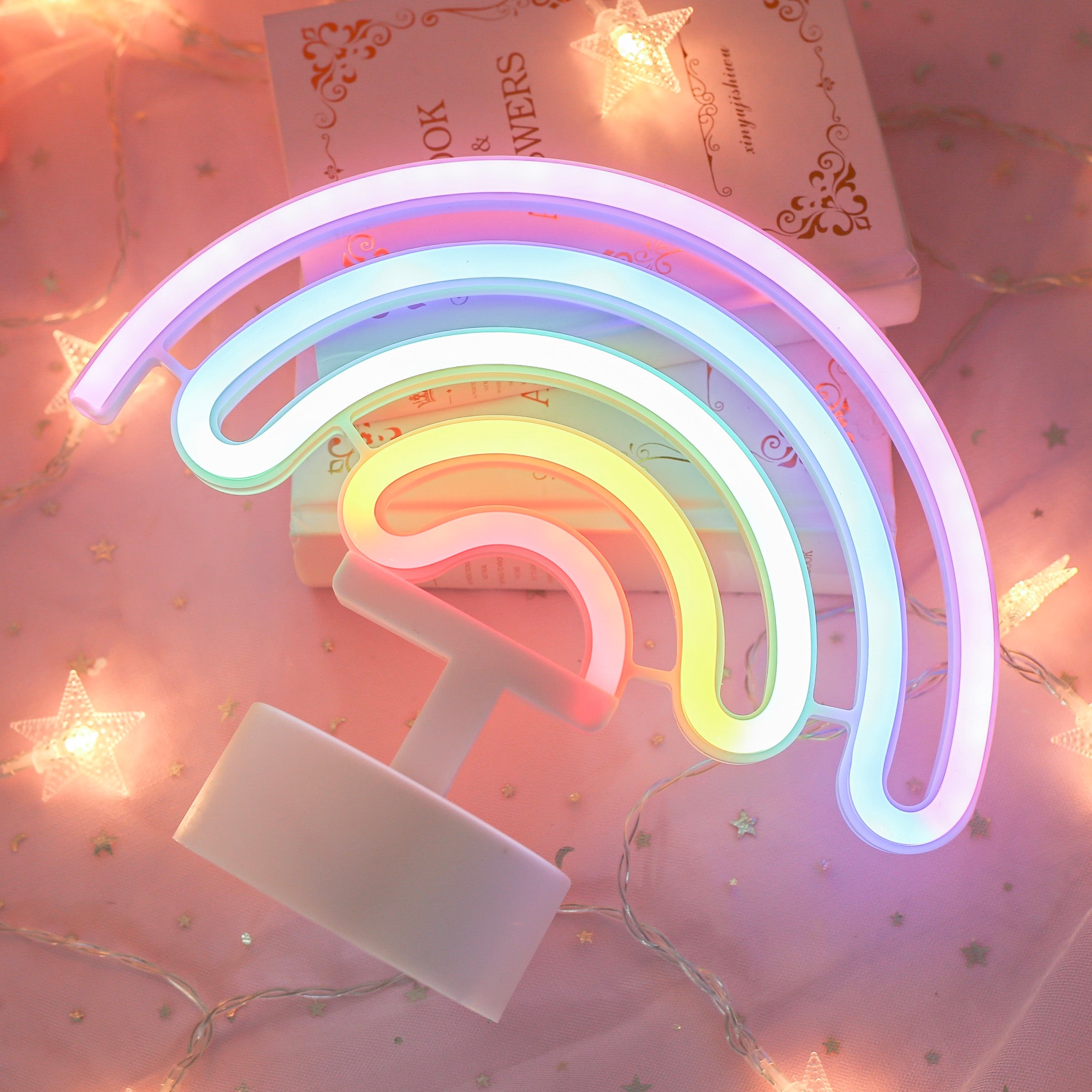 Rainbow LED Night Light