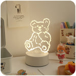 Cute LED Night Lights