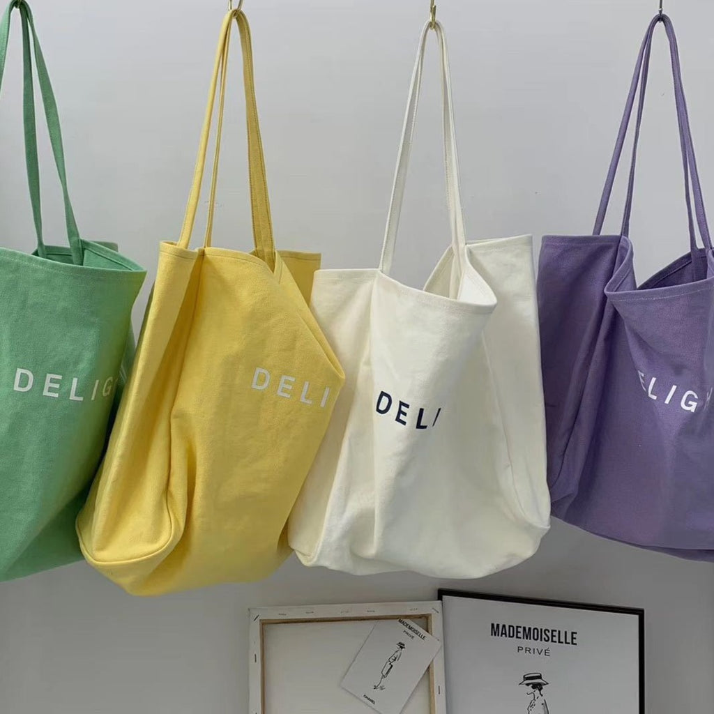 'Delight' Tote Bag