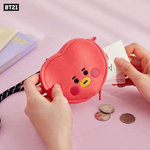 [Official] BT21 BABY NECKLACE MINI POUCH