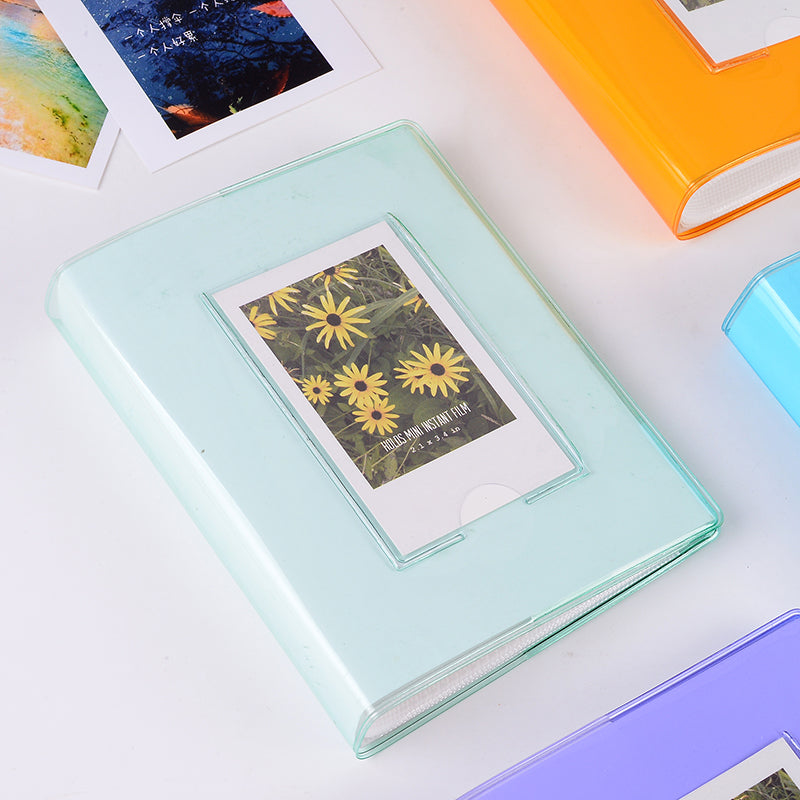 Instax Mini Clear Photo Album
