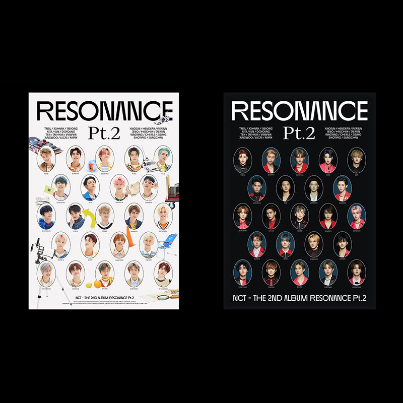 NCT - RESONANCE Pt.2 [The 2nd Album]