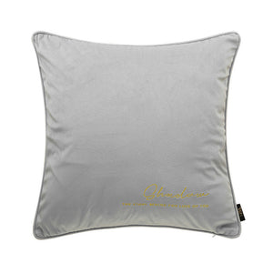 Young & Free Soft Velvet Throw Pillow Cover