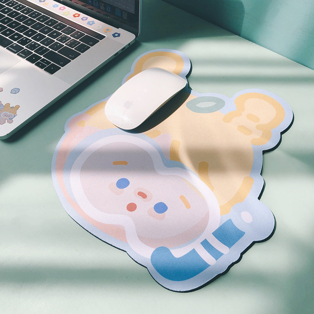 Cute Sealife Mouse Pad