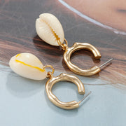 Amarin Shell Earrings