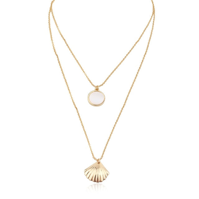 Devere Layered Necklace