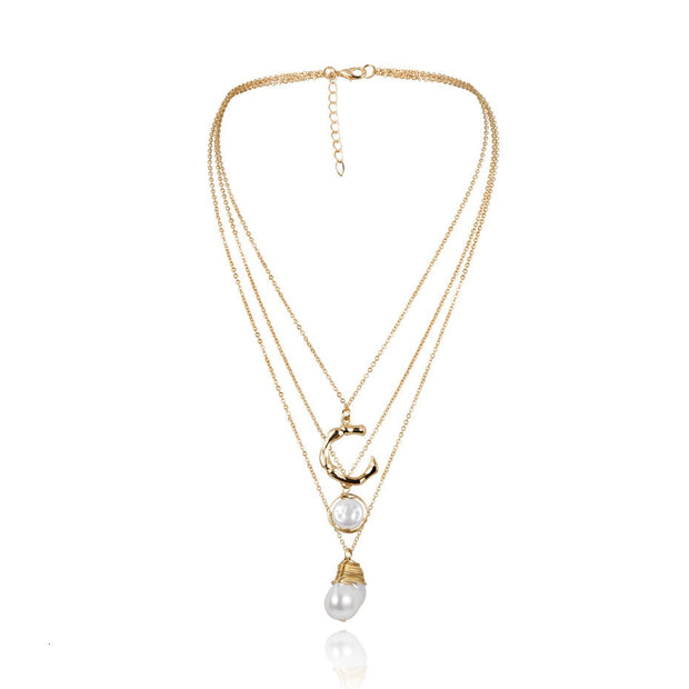 Giulia Layered Necklace