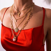 Reveuse Layered Necklace