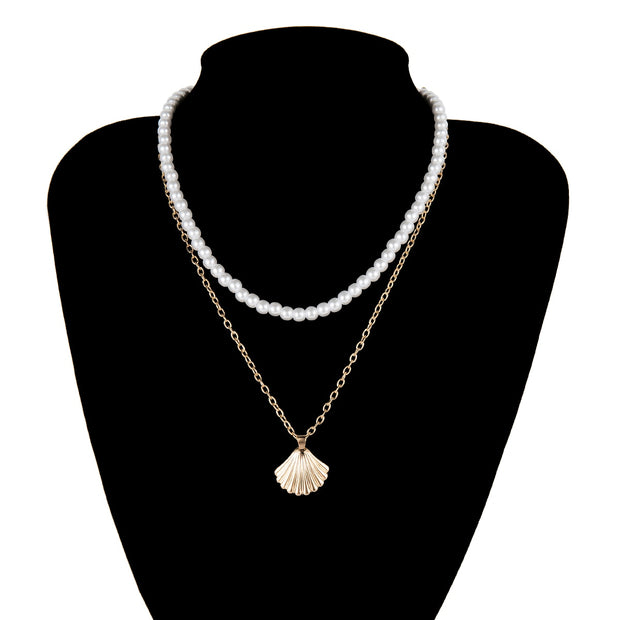 Nadine Pearl Necklace
