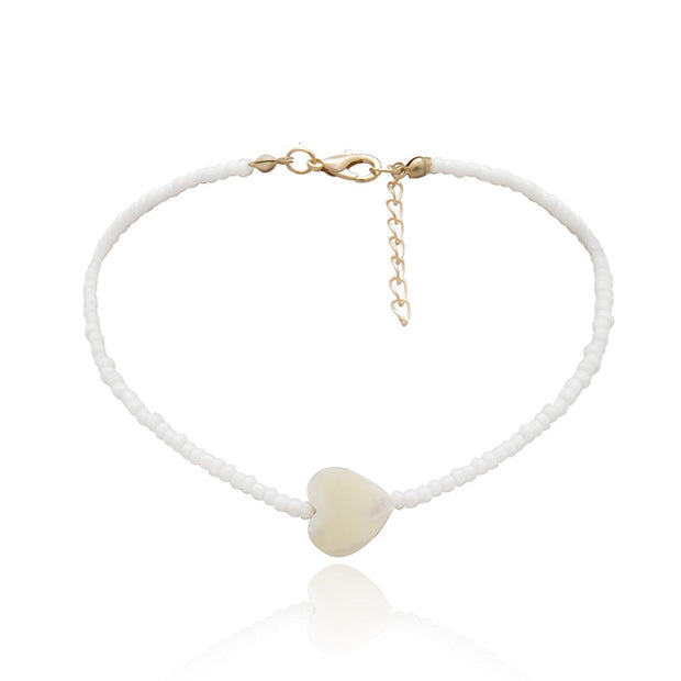 Ines Shell Choker Necklace