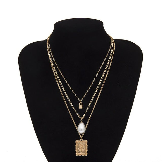 Roselyn Layered Necklace