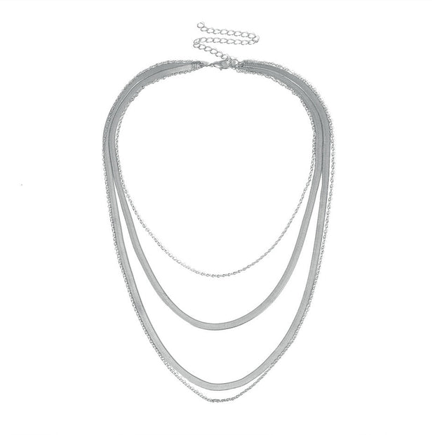 Felicity Layered Necklace