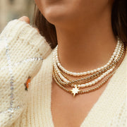 Cherie Pearl Necklace