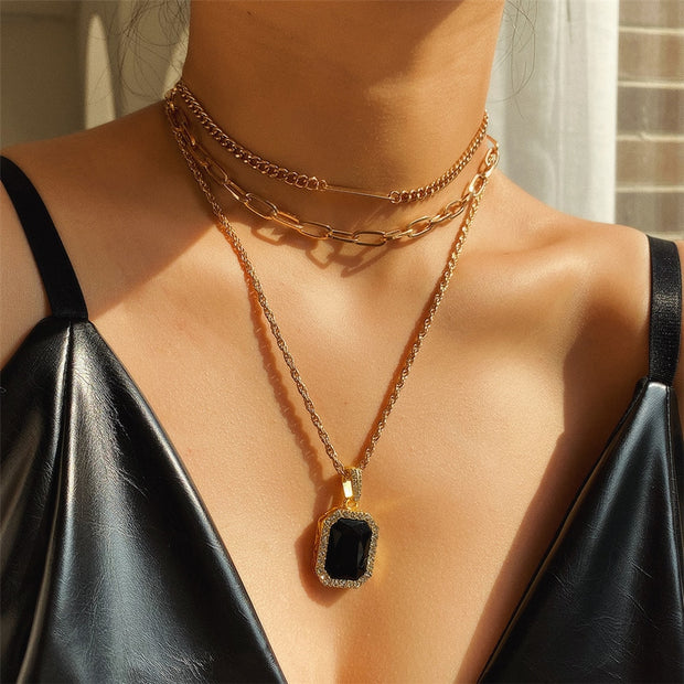 Onyx Necklace