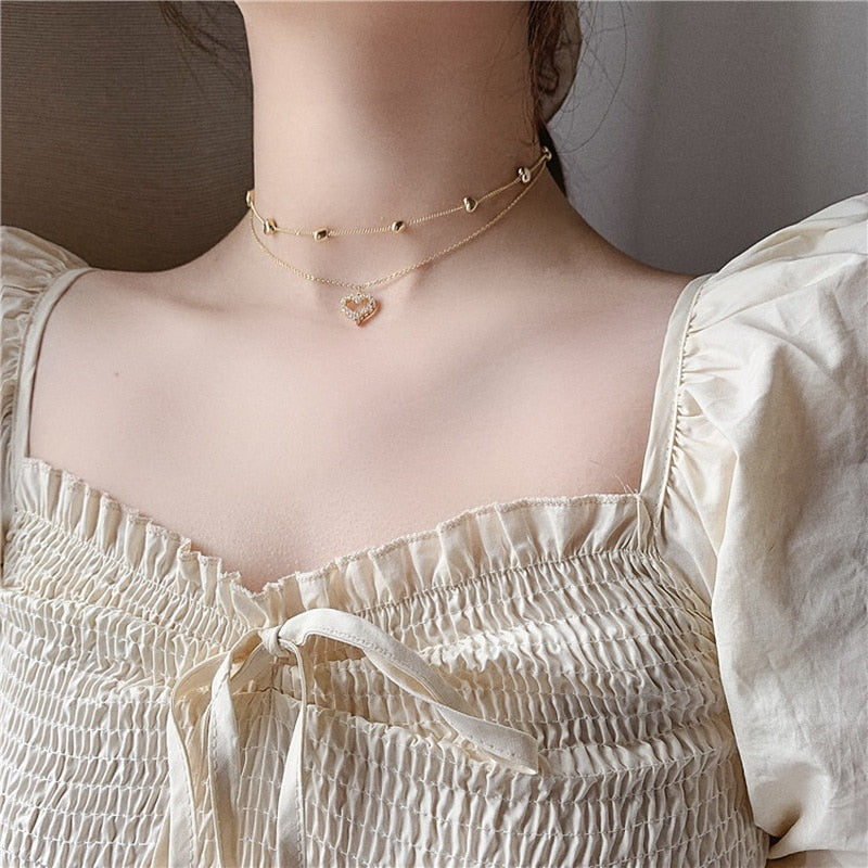 Fayette Choker Necklace