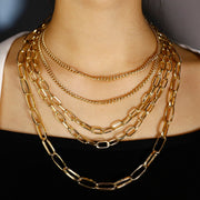 Celia Layered Necklace