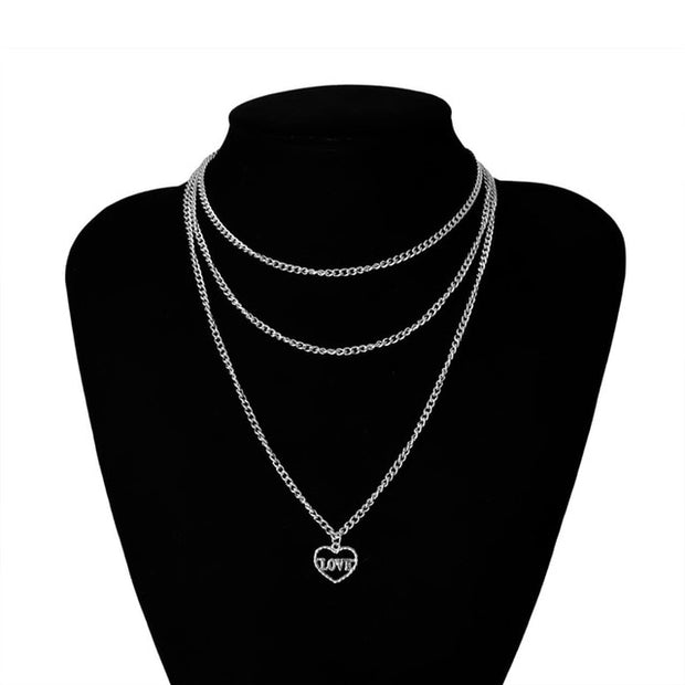 Valentine Choker Necklace