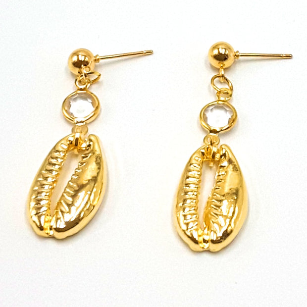 Sirine Earrings - Maison Caujaulet