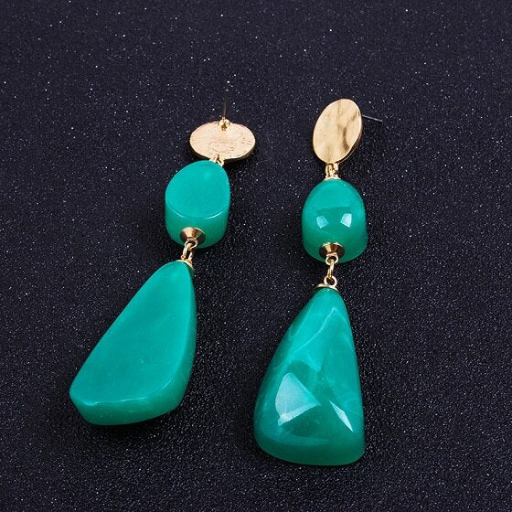 Assia Earrings - Maison Caujaulet