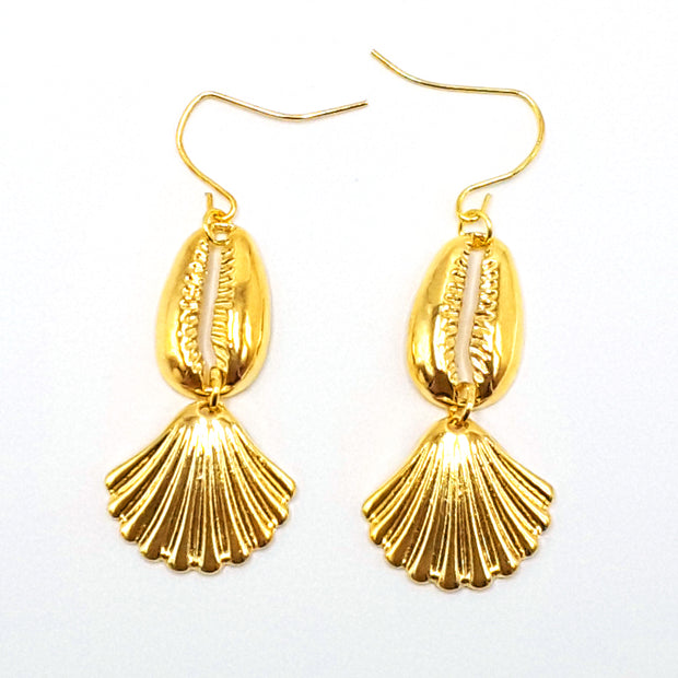 Rachle Earrings - Maison Caujaulet