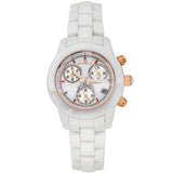 Women's Ceramic Chronograph