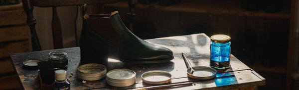 The quick guide to shoe care