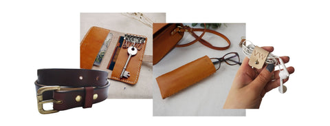 Tori Lo Small leather good, accessories and unique valentines gifts for men