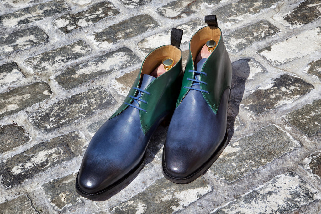 Mr. Longhorn: Submarine and British Racing Green