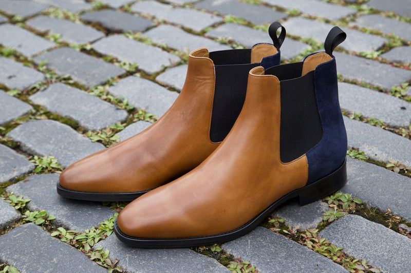 Mr. Bonsmara: Ginger with Royal Suede