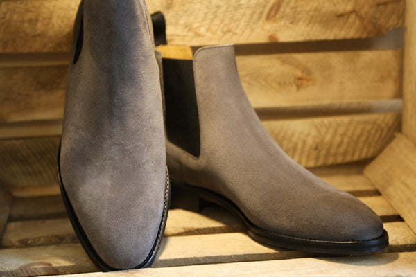 Mr. Bonsmara: Anthracite Suede