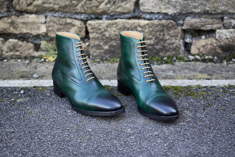 Mr. Highland: British Racing Green