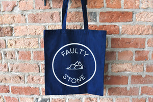 Faulty Stone Tote Bag